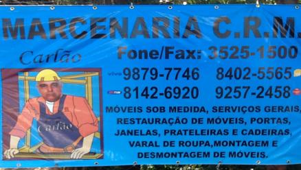Marcenaria C.R.M