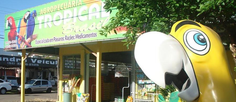 Agropecuária Tropical Brasil